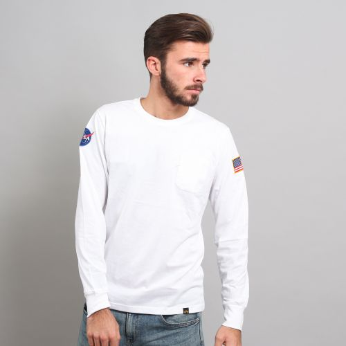 Alpha Industries NASA LS triko