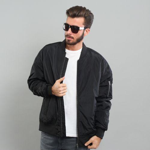 Urban Classics Overized Bomber Jacket bunda