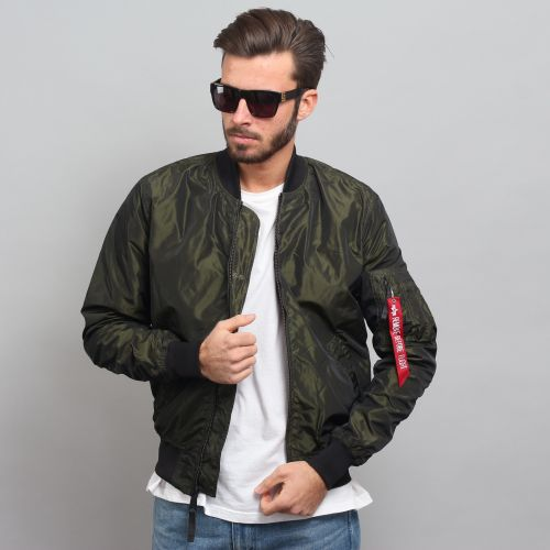Alpha Industries MA 1 LW Iridium bunda