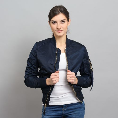 Alpha Industries MA 1 VF LW WMNS bunda