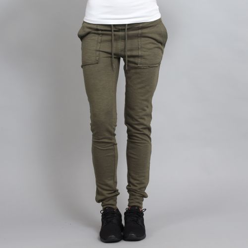 Urban Classics Ladies Fitted Slub Terry Pants tepláky