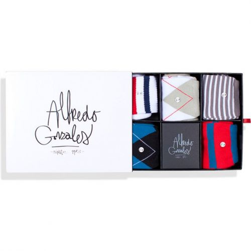 Alfredo Gonzales The New York Box ponožky