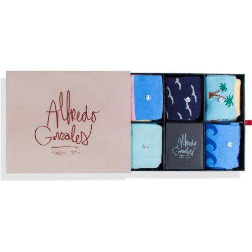 Alfredo Gonzales The Beach Box ponožky