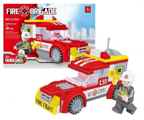 RAPPA AUSINI hasiči auto 91 dílů