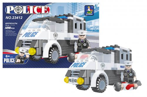 RAPPA AUSINI policejní auto 128 dílů