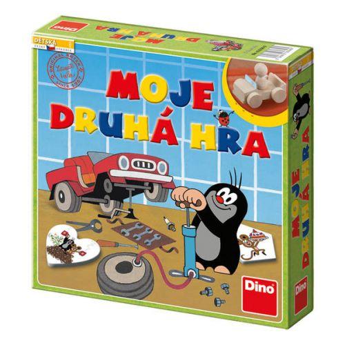 DINO Toys Krtek MOJE DRUHÁ HRA