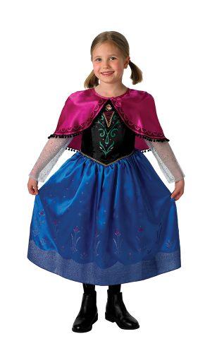 ADC Blackfire karnevalový kostým FROZEN Ledové království ANNA DELUXE