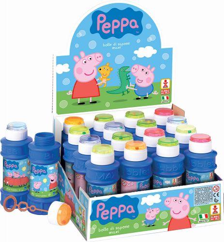 DULCOP Bublifuk Peppa Pig Prasátko Peppa 175 ml