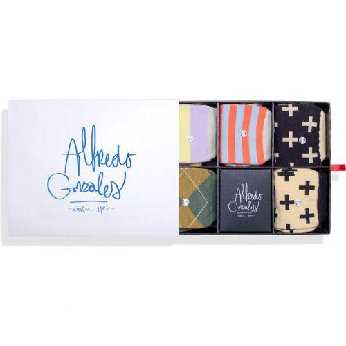 Alfredo Gonzales The Socks & Stripes Box ponožky