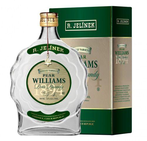 RUDOLF JELÍNEK Pear Williams Kosher 42% cena od 799 Kč