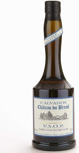 Calvados Chateau du Breuil VSOP 0,7 l