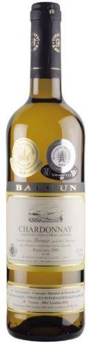 Baloun Chardonnay Pozdní sběr 2015 0,75 l