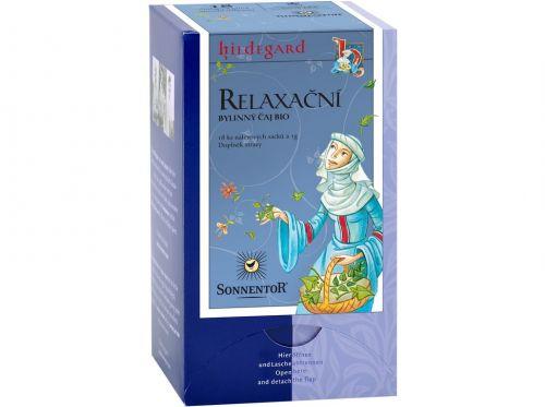 SONNENTOR Relaxační čaj Hild. bio porcovaný 18 g cena od 71 Kč
