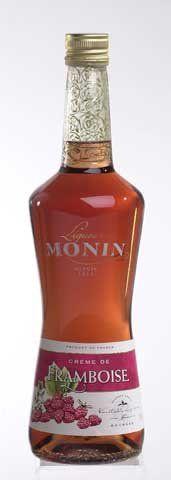 Monin Framboise Liqueur 0,7 l cena od 315 Kč