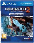 Uncharted 2: Among Thieves pro PS4