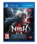Nioh pro PS4