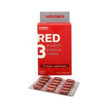 Cemio RED3 60 kapslí cena od 369 Kč