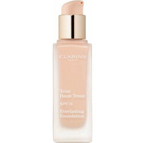 Clarins Make-up pro dlouhotrvající perfektní vzhled SPF 15 (Everlasting Foundation) 110.5 Almond 30 ml