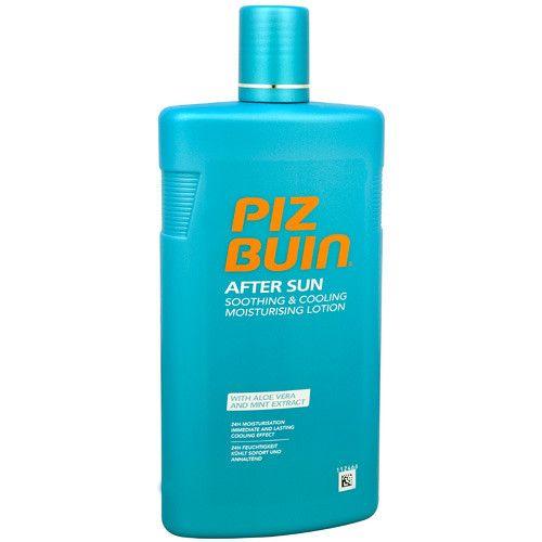 Piz Buin Mléko po opalování (After Sun Soothing & Cooling Moisturising Lotion) 400 ml