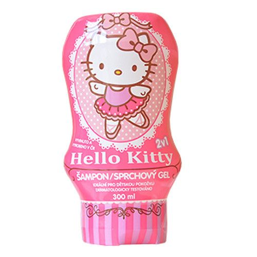 VitalCare Šampon a sprchový gel Hello Kitty 500 ml