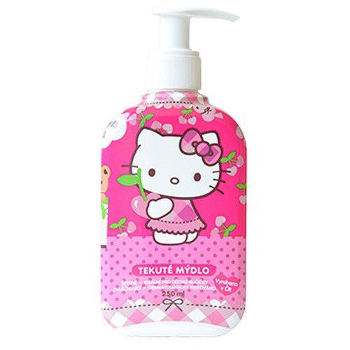 VitalCare Tekuté mýdlo na ruce Hello Kitty 250 ml