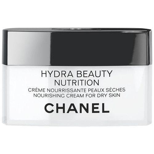 Chanel Vyživující a ochranný krém pro suchou pleť Hydra Beauty Nutrition (Nourishing and Protective Cream) 50 ml