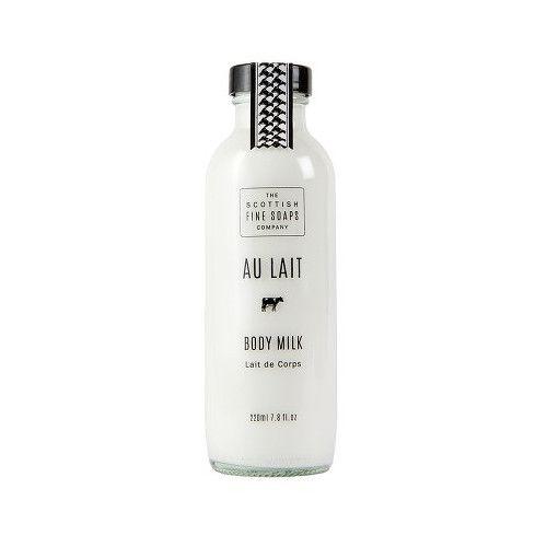 Scottish Fine Soaps Tělové mléko Au Lait 220 ml