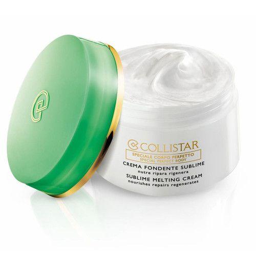 Collistar Jemný hydratační tělový krém (Sublime Melting Cream) 400 ml