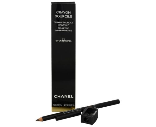 Chanel Tužka na obočí s ořezávátkem (Crayon Sourcils) 30 Brun Naturel