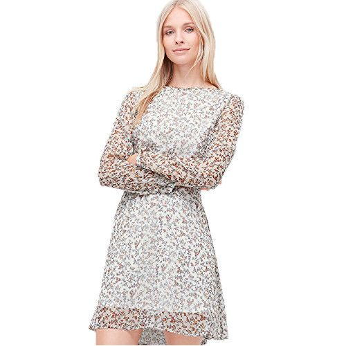 s.Oliver květované krátké šaty