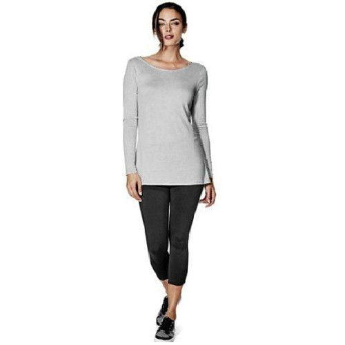 Guess Jessalin Long-Sleeve Cowl top