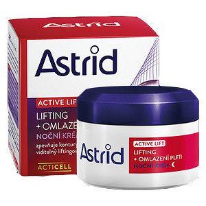 Astrid Liftingový omlazující noční krém Active Lift 50 ml