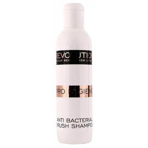 Makeup Revolution Šampon na kosmetické štětce (Pro Hygiene Antibacterial Brush Shampoo) 200 ml