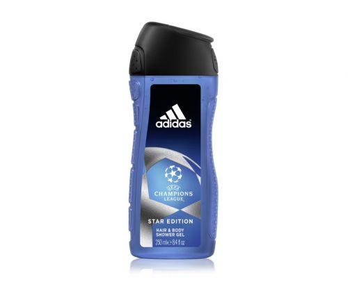 Adidas Sprchový gel UEFA Champions League Star Edition 250 ml