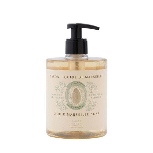 Panier des Sens Tekuté mýdlo Mandle 500 ml