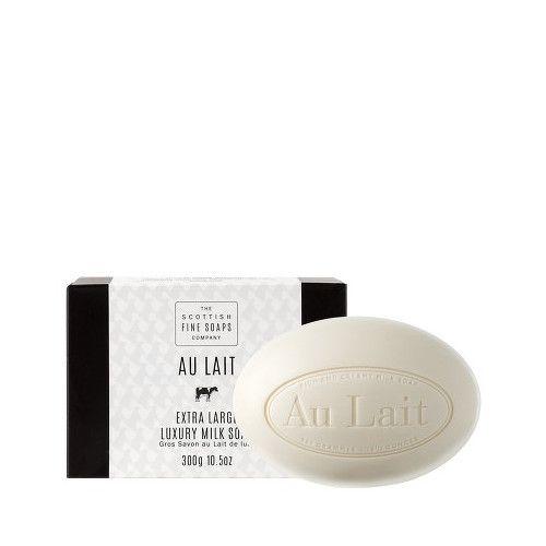 Scottish Fine Soaps Tuhé mýdlo Au Lait 300 g