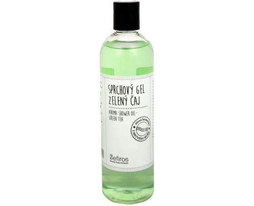 Sefiros Sprchový gel Zelený čaj (Aroma Shower Oil) 400 ml