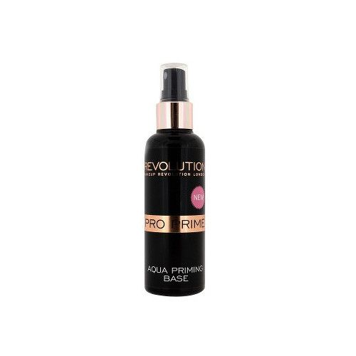 Makeup Revolution Podkladová báze pod make-up ve spreji (Aqua Priming Base) 100 ml