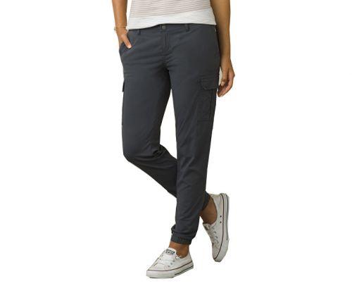 Prana Sage Jogger Coal 8 kalhoty