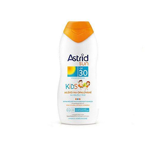 Astrid Dětské mléko na opalování OF 30 Sun 200 ml