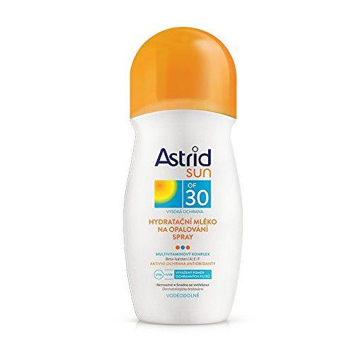 Astrid Hydratační mléko na opalování ve spreji OF 30 Sun 200 ml