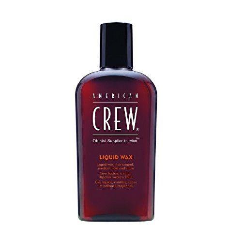 American Crew Tekutý vosk na vlasy (Liquid Wax) 150 ml