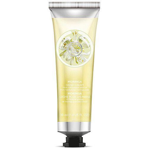 The Body Shop Hydratační krém na ruce s květinovou vůní Moringa (Hand Cream) 30 ml