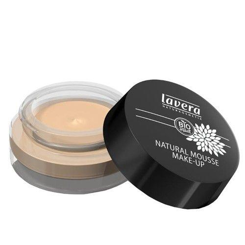 Lavera Přírodní pěnový make-up (Natural Mousse Make-up) 15 g