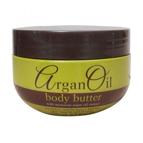 XPel Tělové máslo s argamovým olejem 250 ml