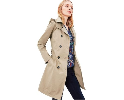 s.Oliver dlouhý kabát