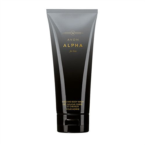 Avon Alpha for Him sprchový gel 200 ml