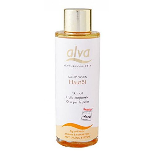 Alva BIO Rakytníkový tělový a pleťový olej (Skin And Body Oil) 100 ml
