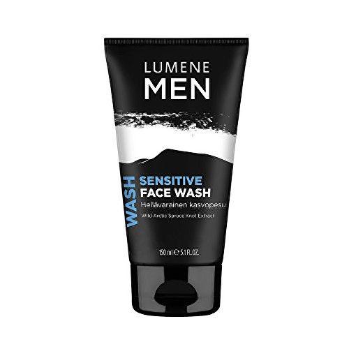Lumene Čistící gel pro muže na citlivou pleť Men Wash (Sensitive Face Wash) 150 ml
