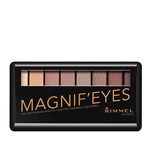 Rimmel Paleta očních stínů MagnifEyes (Eyeshadow Palette) 002 London Nudes calling